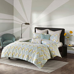 Urban Habitat Stella Cotton Percale 7-pc. Comforter Set