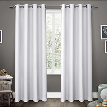 96 Inch White Curtain Panels For Window Jcpenney