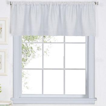 White Kitchen Curtains For Window
