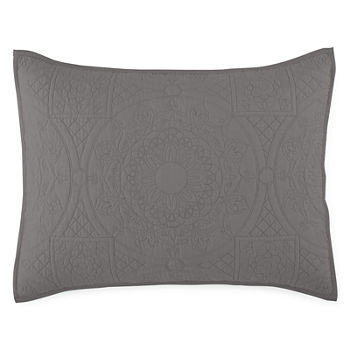 Gray Decorative Pillows Shams For Bed Bath JCPenney Amazing Gray Decorative Bed Pillows