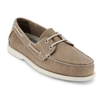 94cd1adefd077 Gray Men s Boat Shoes for Shoes - JCPenney
