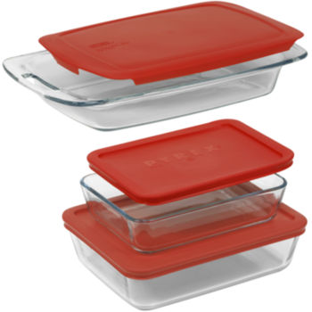 Pyrex Closeouts for Clearance JCPenney