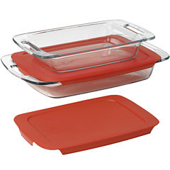 Pyrex® 4-pc. Easy Grab Bakeware Set