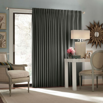 Nice Top Construction(1). Item Type:patio Door Curtains