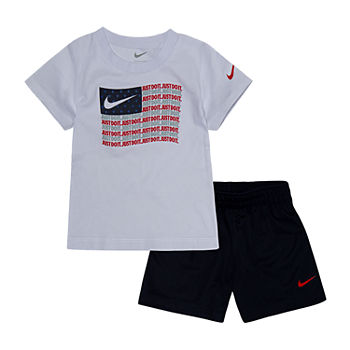9328b7ee488 Nike Baby Boy Clothes 0-24 Months for Baby - JCPenney