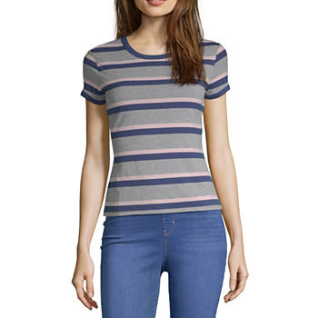 4a05f8080 T-shirts Tops for Juniors - JCPenney