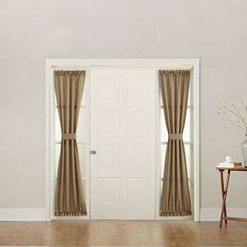 Sidelight Curtains Energy Efficient Blackout For Window