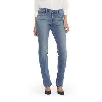 Levi S At Waist Straight Fit Jeans For Women Jcpenney If you have any questions, please see our faq's page or feel free to contact us at cs@agjeans.com. jcpenney