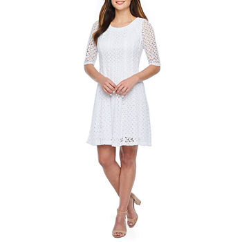 36e5316fb Lace Dresses for Women - JCPenney