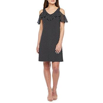 626e8236de Cold Shoulder Dresses - JCPenney