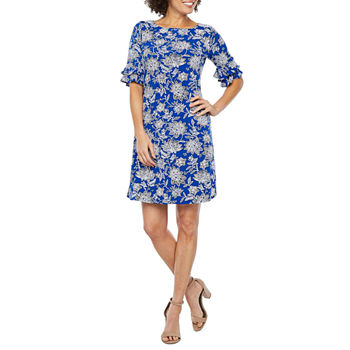 5d7f1658f71b Mid Length Dresses, Tea Length - JCPenney
