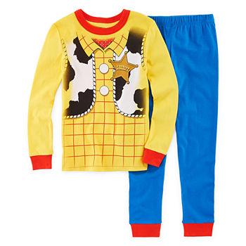 4fe536706e3 Disney 2-pc. Toy Story Pajama Set Boys