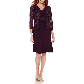 f7c2727ab12 Wedding Guest Purple Dresses for Women - JCPenney