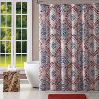 bathroom curtains and shower curtain sets. Only at JCP Shower Curtain Sets Curtains for Bed  Bath JCPenney