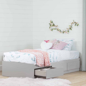 Kids To Teen Gray Beds & Headboards For The Home - JCPenney
