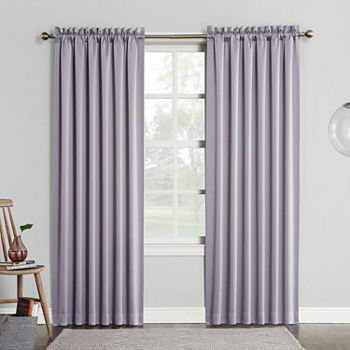 panel amazon window purple quot voile curtains sheer dp com scarf valance solid monagifts