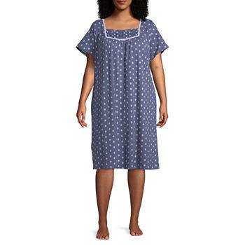 5d3531caf Liz Claiborne Womens-Plus Pant Pajama Set 2-pc. Short Sleeve. Add To Cart.  New. Paige Navy