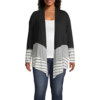 73a41814b1771e Plus Size Sweaters & Cardigans for Women - JCPenney