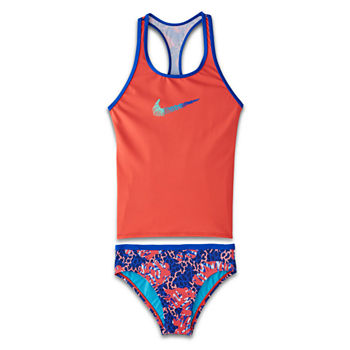 a660ba5f1 Nike One Piece Swimsuit Big Kid Girls. Add To Cart. New. Ember Glow