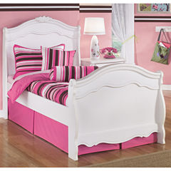 Signature Design by Ashley® Exquisite Twin Sleigh Bed