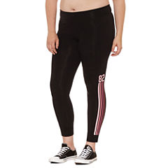 Flirtitude Jogger Legging-Juniors Plus