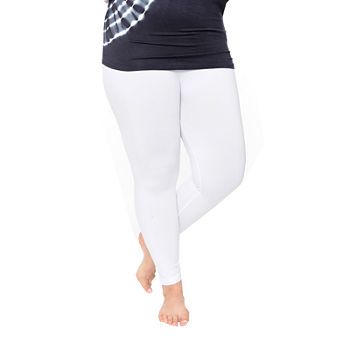 cd16935bb6062 Plus Size White Pants for Women - JCPenney