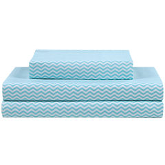 Lala+Bash Fifi Microfiber Easy Care Sheet Set