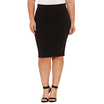 54074eedd24c Boutique + Black Skirts for Women - JCPenney