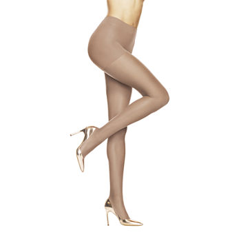 Hanes vintage nylon stockings in towne taupe — 9
