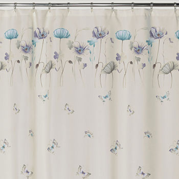 purple and gray shower curtain. shop the collection Purple Shower Curtains for Bed  Bath JCPenney