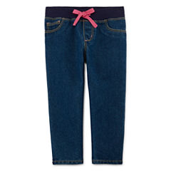 Arizona Rib Jeans - Baby Girls 3m-24m