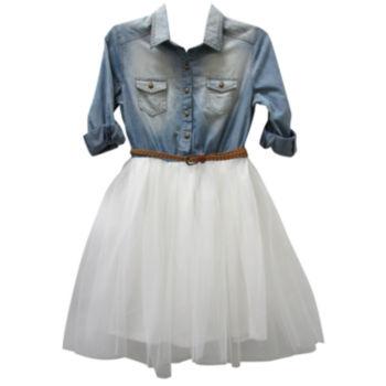 Girls Dresses 7-16 - JCPenney