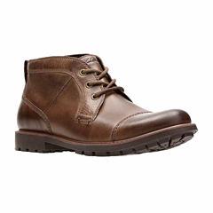 Clarks Curlington Top Mens Chukka Boots