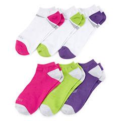 Xersion™ 6-pk. No-Show Liner Socks