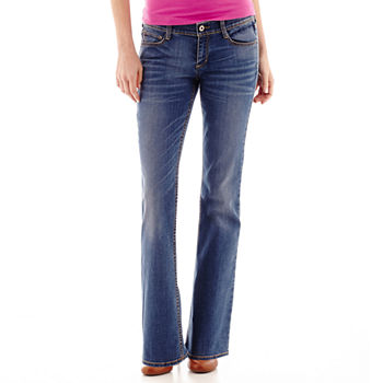 d40b1bc1c0 Arizona Bootcut Jeans Jeans for Juniors - JCPenney