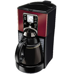 Mr. Coffee® FTX Series 12-Cup Programmable Coffee Maker