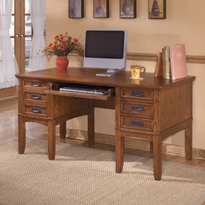 Signature Design By Ashley® Cross Island Storage Desk