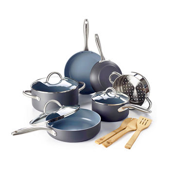 Lima HA Ceramic Nonstick 12-pc. Cookare Set