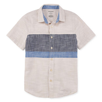 45484d8e Casual Button-front Shirts Shop All Boys for Kids - JCPenney