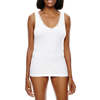 0073b40f8049e9 White Camisoles   Tank Tops for Women - JCPenney