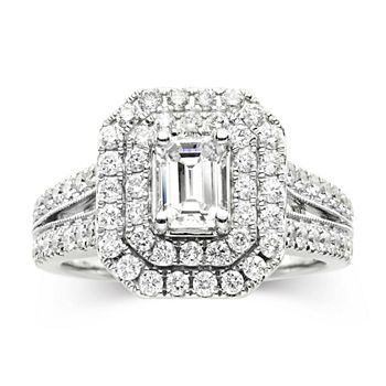 modern bride wedding engagement jewelry - Jcpenney Rings Weddings