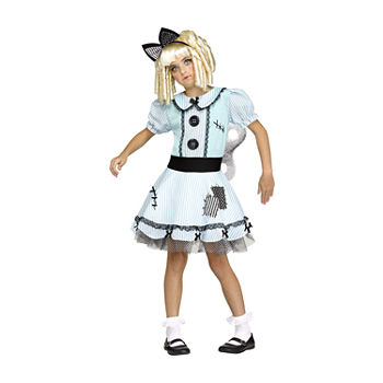 Wind-Up Doll Girl'S Costume Girls Costume Girls Costume