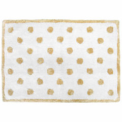 Colordrift Pixie Cotton Bath Rug