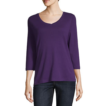 8480f313e0a Women's Tops & Shirts for Sale | Casual & Dressy Blouses | JCPenney