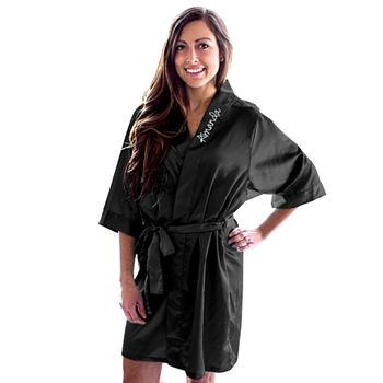 ab0f9042b8 Adonna Womens-Plus Knit Robe Long Sleeve Long Length. Add To Cart. Black.  White. Red. Light Pink. Dark Pink. Blue. EXTREME VALUE!