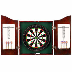 Hathaway Centerpoint Solid Wood Dartboard