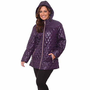 7b00800853bf9 Women s Plus Size Coats   Jackets