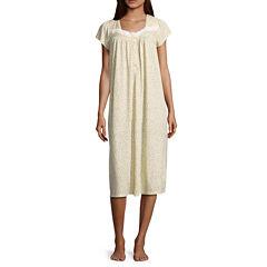 Adonna Floral Nightgown-Petites