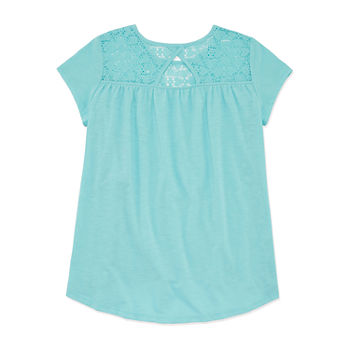 f132de06d0c Short Sleeve Tunic Tops Shirts & Tees for Kids - JCPenney