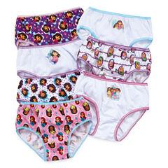 Dora 7-pk. Brief Panties - Girls